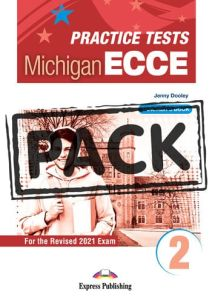 Practice Tests For The Michigan ECCE 2: Teacher's Book (with Digibooks App) (Revised 2021 Exam)
