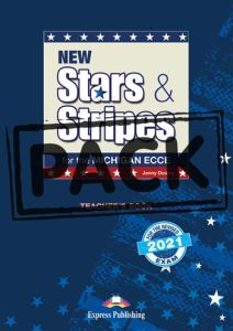 New Stars & Stripes Michigan ECCE: Teacher's Book (with digibooks App) (Revised 2021 Exam)