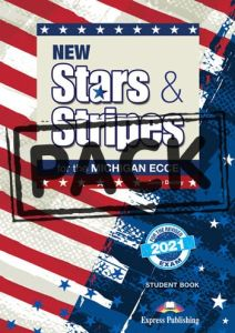 New Stars & Stripes Michigan ECCE: Jumbo Pack (Student's Book & Digibook & Companion, Skills builder-Student's Book & Digibook & Study Companion) (Revised 2021 Exam)