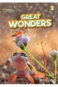 Great Wonders 2: Student's Book Pack (+ Student's Book,+ WorkBook, + Companion, + Reader(The Mirror))