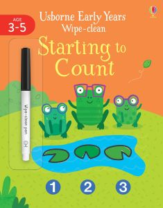 Early Years Wipe-Clean: Starting to Count