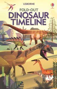 Fold-Out Dinosaur Timeline (Pop-Up Book)