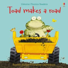Toad Makes a Road - Russell Punter