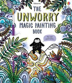 Unworry Magic Painting Book
