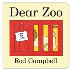 Dear Zoo (Campbell Rod) (Board Book)