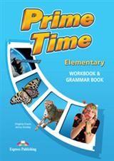 Prime Time Elementary: Workbook & Grammar Book (Βιβλιο ασκήσεων & Γραμματική)