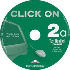 Click On 2a. Test Booklet CD-Rom