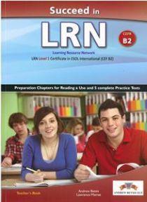 Succeed In LRN B2 : Teacher's Book (New Edition)