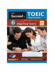 New Succeed In TOEIC: Self Study Pack (Student's Book, Self-Study Guide & MP3 Audio CD)? (2018 Format Revised Edition)