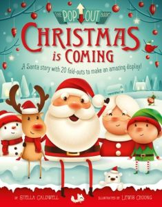 Christmas is Coming (Countdown to Christmas)(Pop Out Book)