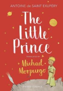 The Little Prince -Illustrated by the Author (Hardcover)