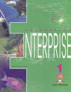 Enterprise 1 Beginner. Student's Book with Cd