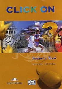 Click On 3. Student's Book (With Cd)