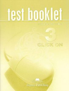 Click On 3. Test Booklet