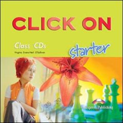 Click On Starter. Class Cds (Set Of 2)