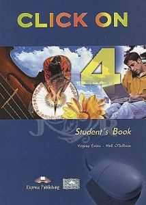 Click On 4. Student's Book (With Cd)