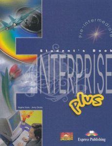 Enterprise Plus Pre-Intermediate. Coursebook