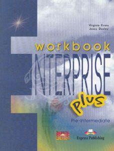 Enterprise Plus Pre-Intermediate. Workbook