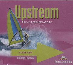 Upstream Pre-Intermediate B1. Class Cds (Set Of 4)