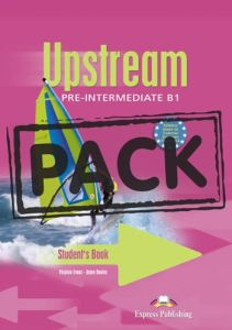 Upstream Pre-Intermediate B1. Student's book With Cd