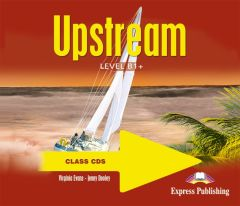 Upstream Level B1+. Class Cds (Set Of 3)