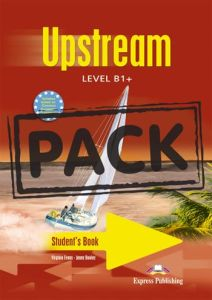 Upstream Level B1+. Student's Book With Cd