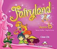 Fairyland Junior B: Class Cd's (Set of 4)