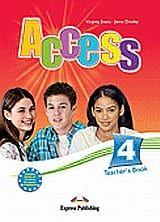 Access 4: Teacher's Book.