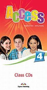 Access 4: Class Audio CDs. Set of 5