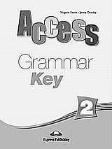 Access 2: Grammar Book Key