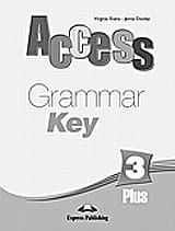 Access 3: Grammar Book Plus Key.