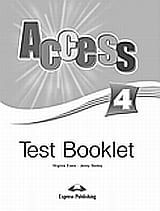 Access 4: Test Booklet.