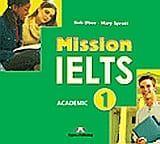 Mission IELTS 1: Class Audio CDs