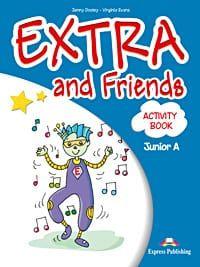 Extra & Friends Junior A. Activity Book (Βιβλίο Ασκήσεων)