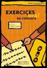 Exercices D' Oral En Contexte - Debutant , Hachette