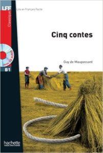 Cinq Contes & Cd (B1)