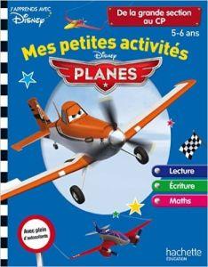Mes Petites Activites Planes (5-6 Χρονών)