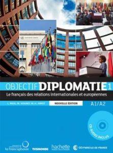 Objectif Diplomatie 1 (& Cd)