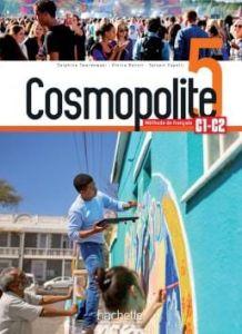 Cosmopolite 5: Methode de Francais (+DVD)