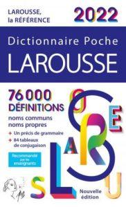 Larousse Dictionaire Poche 2022