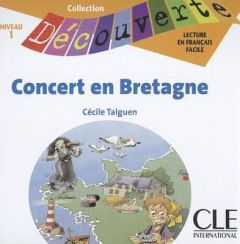 Collection Decouverte 1: Concert En Bretagne CD Individuel