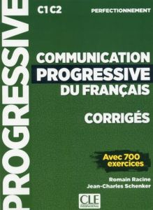 Communication Progressive Du Francais Perfectionnement: Corriges (Λύσεις)