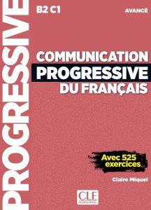 Communication Progressive Du Francais Avance: Livre de l' eleve ( CD, + Livre-Web) 3rd Edition