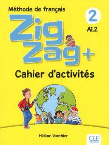 Zigzag + 2. Cahier (Βιβλίο Ασκήσεων) (Nouveau 2019)