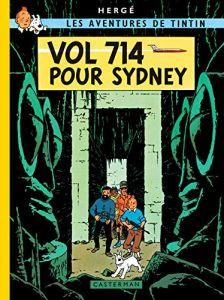 Les Adventures de Tintin Vol 714: Pour Sydney (HardCover)