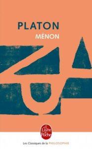 Menon - Platon (French Edition)