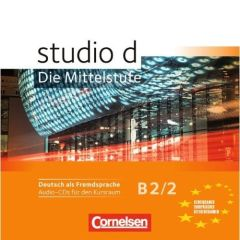 Studio d B2.2: Cd