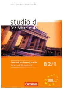 Studio D B2/1: Kurs und Ubungsbuch (Βιβλίο Μαθητή)