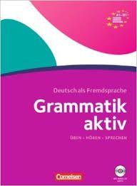 Grammatik aktiv (A1-B1): Βιβλίο ασκήσεων γραμματικής με Audio-CD