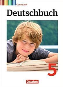 Deutschbuch 5, Schulerbuch Gymnasium Allgemeine Ausgabe, 5. Schuljahr